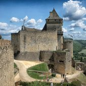 Castelnaud, Castles in France