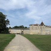 Cazeneuve, Castles in France