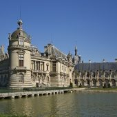 Chantilly, Castles in France