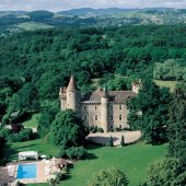Chateau de Codignat, Hotels in France