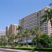 Collins Avenue, Miami, Florida, Visit in USA