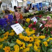 Columbia Road Flower Market, Places to visit in London
