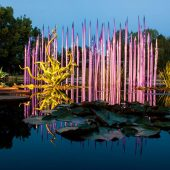Denver Botanic Gardens, Denver, Colorado, Visit in USA