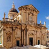 Dubrovnik Cathedral, Croatia