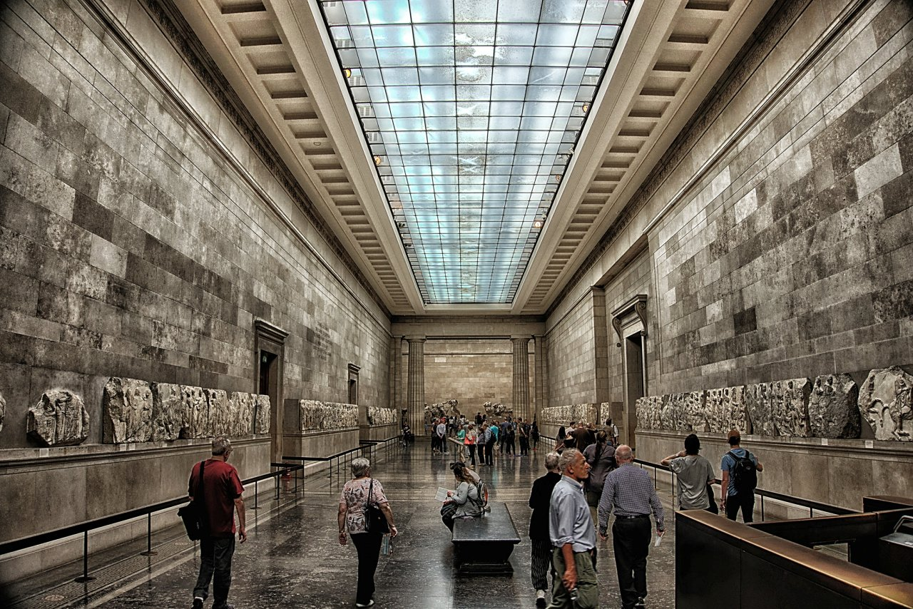 Elgin Marbles British Museum, Places to visit in London