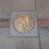 Freedom Trail, Boston, Massachusetts, Visit in USA