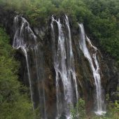 Great Waterfall, Plitvice Lakes National Park, Croatia