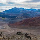 Haleakala National Park, Maui, Hawaii, Visit in USA