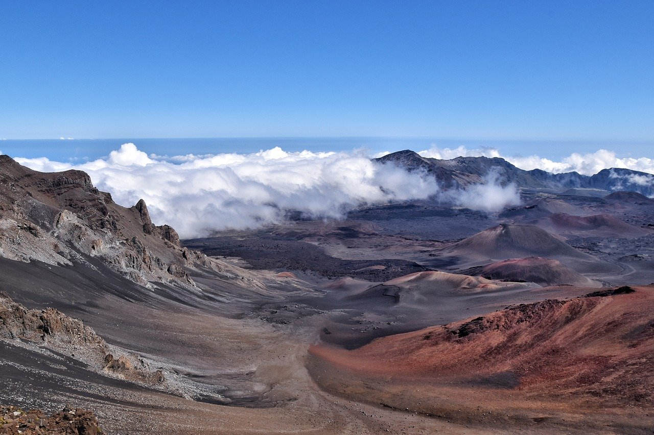 Haleakala National Park, Maui, Hawaii, Best Places to Visit in the United States