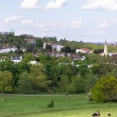 Hampstead Heath, Places to visit in London