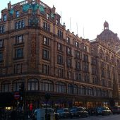 Harrods, Places to visit in London