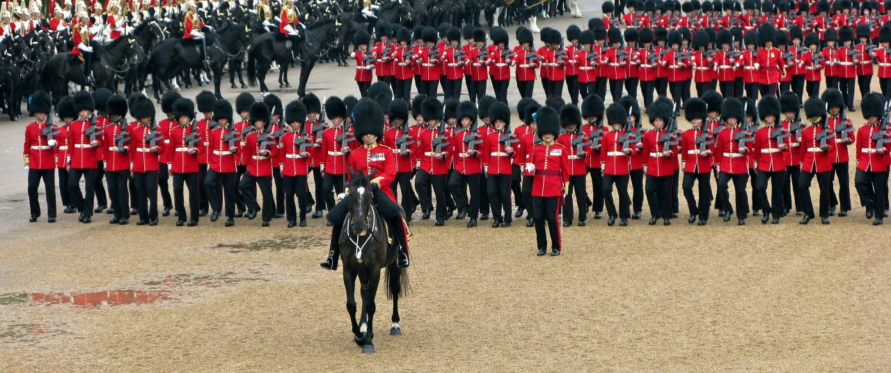 Horse Guards Parades, Places to visit in London