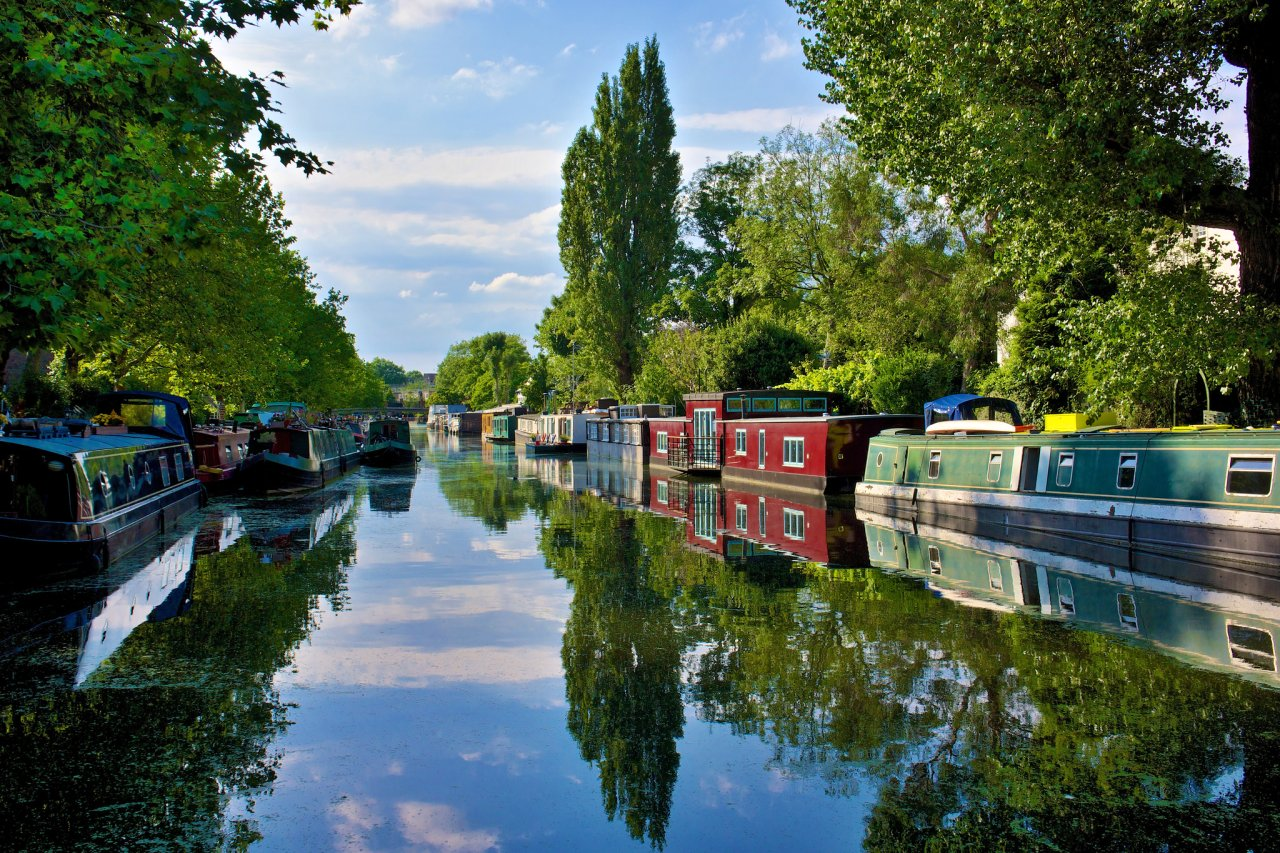 Little Venice, Grand Union Canal, Places to visit in London