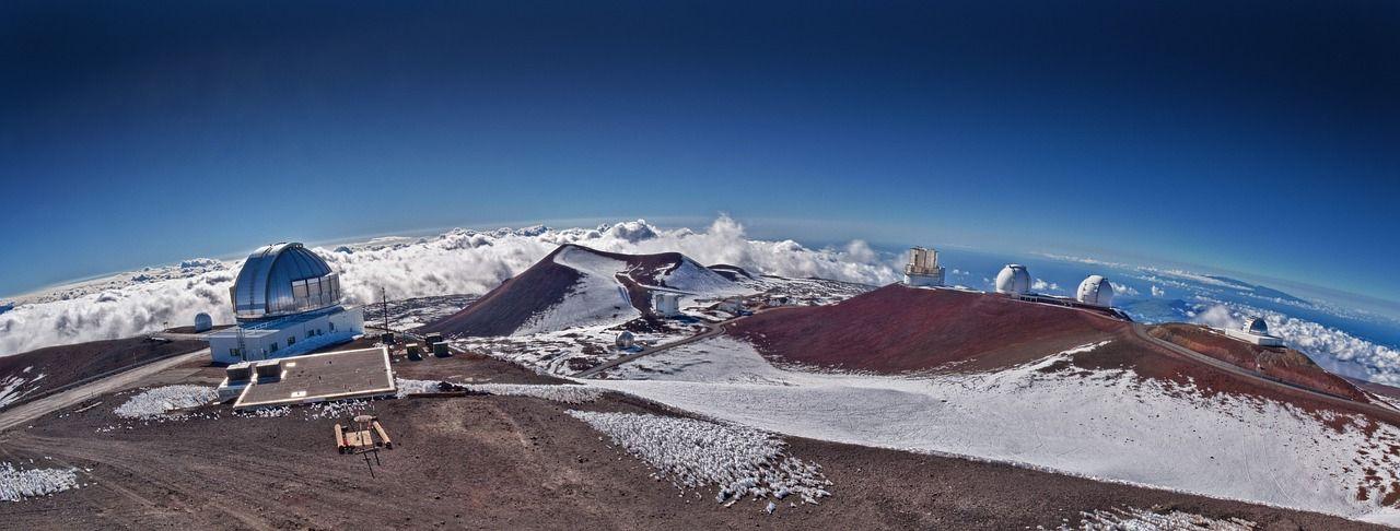Mauna Kea volcano, Hawaii — The Big Island, Visit in USA