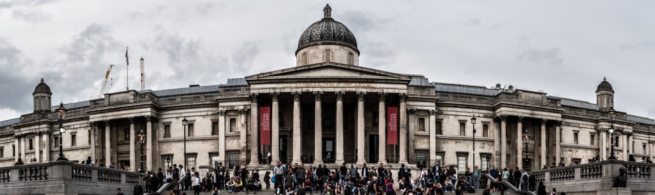 National Gallery, Places to visit in London