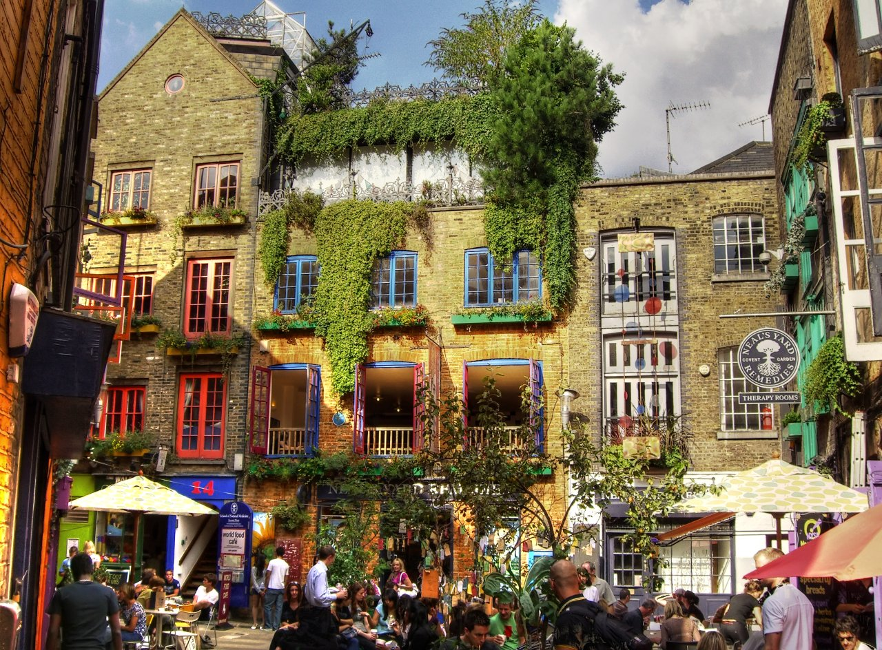 Neal's Yard Remedies, Places to visit in London