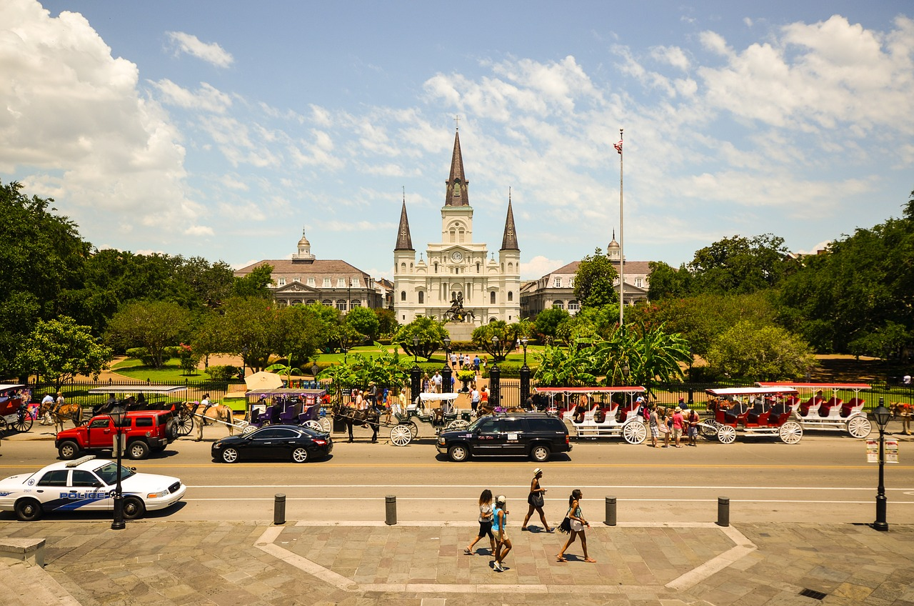 New Orleans, Louisiana, Best places to visit in USA