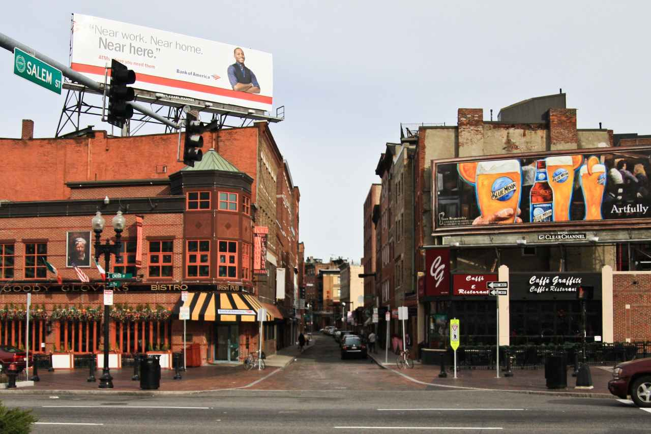 The North End – Boston's Little Italy, Boston, Massachusetts, Visit in USA