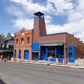 Park City Museum, Park City, Utah, Visit in USA