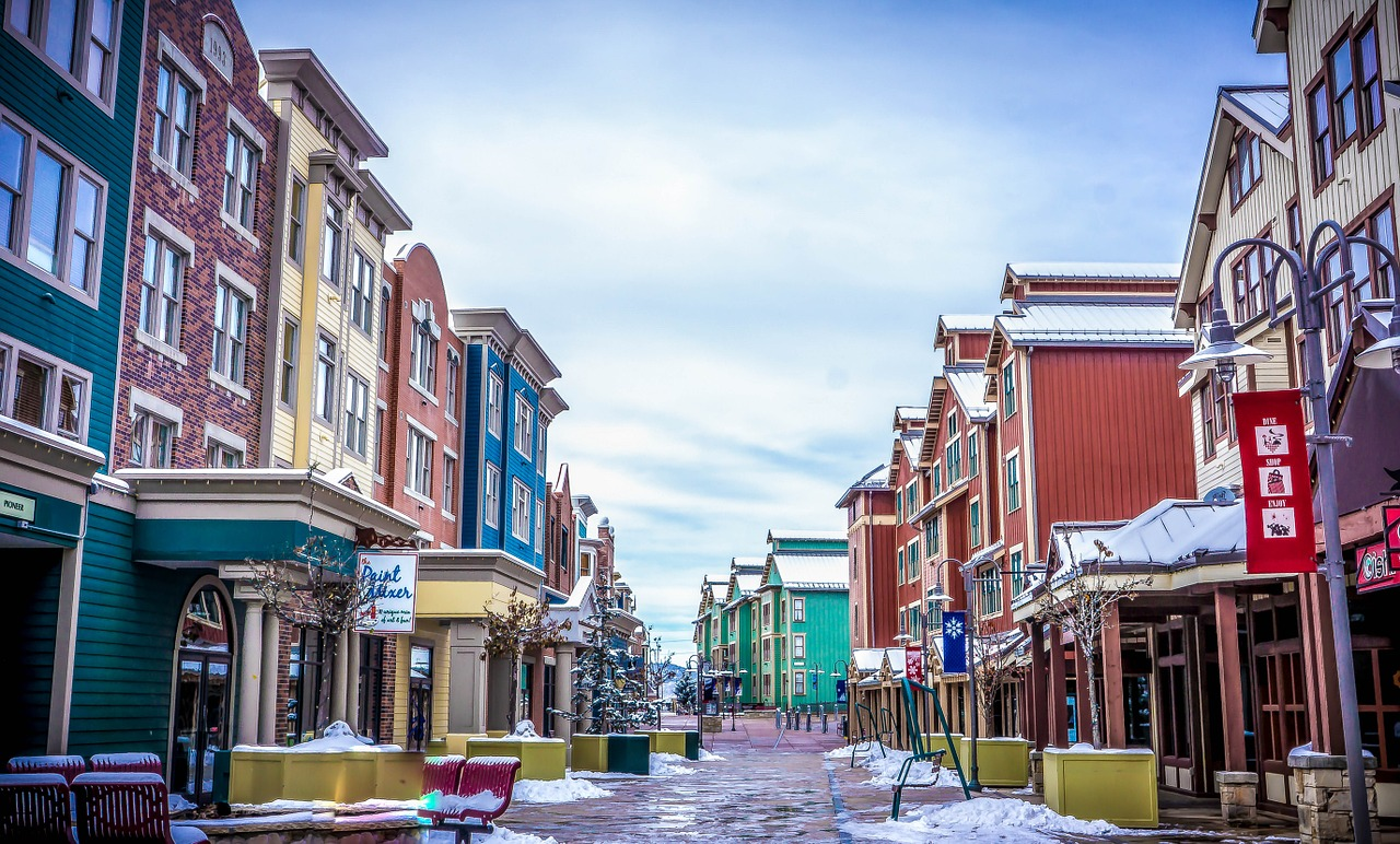 Park City, Utah, Best places to visit in USA