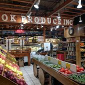 Reading Terminal Market, Philadelphia, Visit in USA