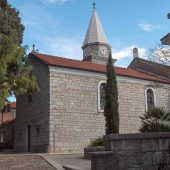 Saint James's Church, Opatija, Croatia