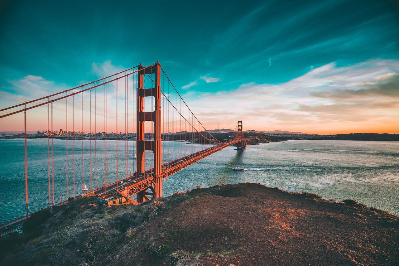 San Francisco, Best places to visit in USA