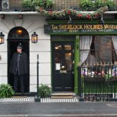 Sherlock Holmes Museum, Places to visit in London
