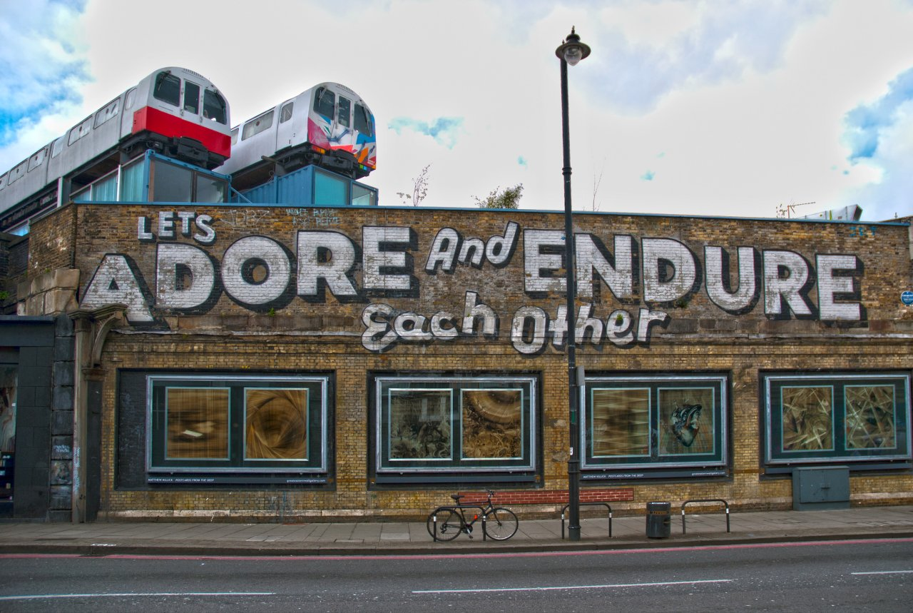 Shoreditch, Places to visit in London