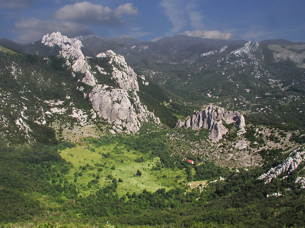Sjeverni Velebit National Park, Best places to visit in Croatia