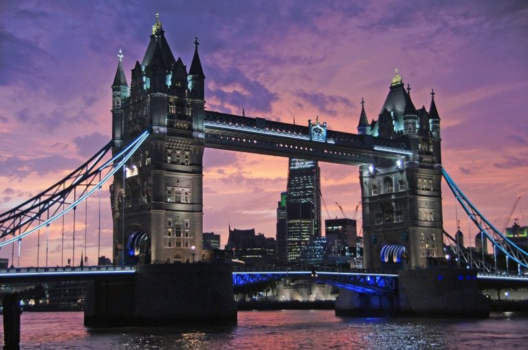 Tower Bridge, Places to visit in London