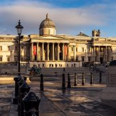 Trafalgar Square, London, UK - 1
