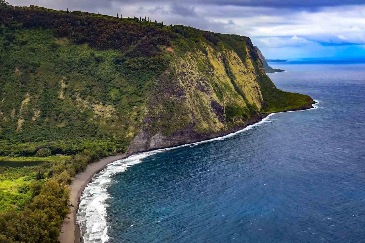 Waipio Valley, Hawaii — The Big Island, Visit in USA