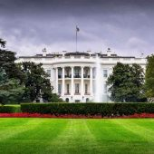 White House, Washington, D.C., Washington, Visit in USA