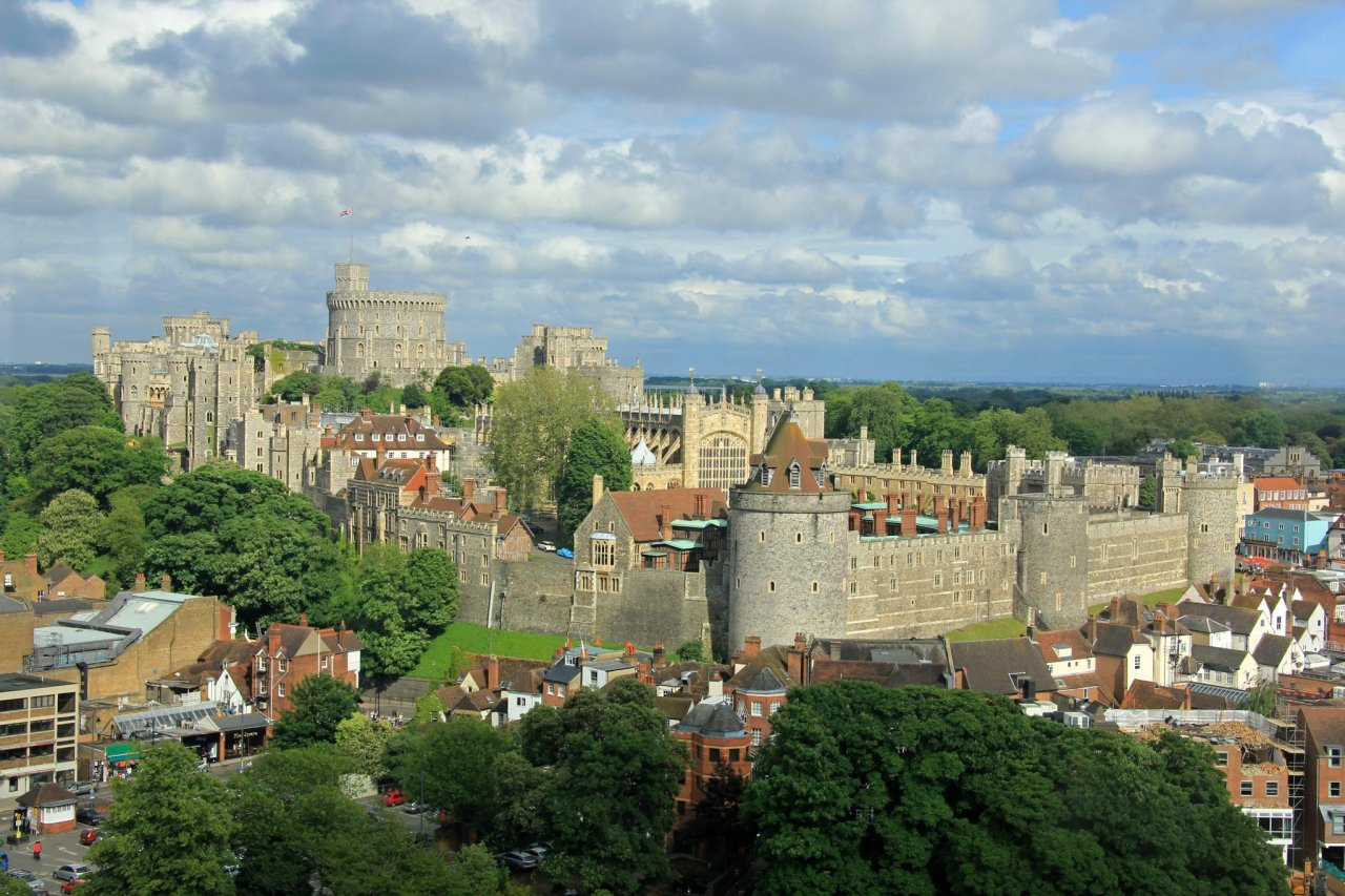 Windsor Castle, Places to visit in London