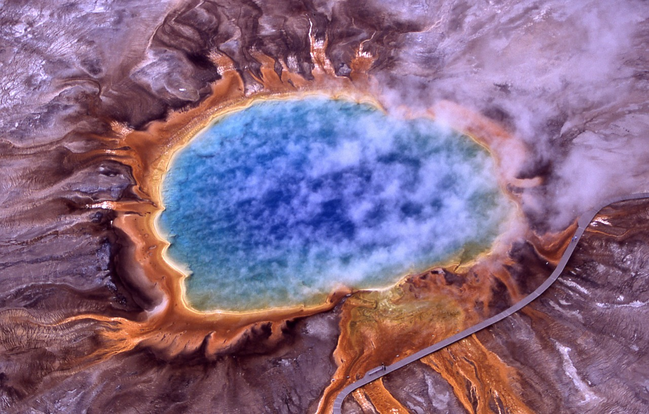 Yellowstone National Park (Wyoming, Montana, and Idaho), Best places to visit in USA