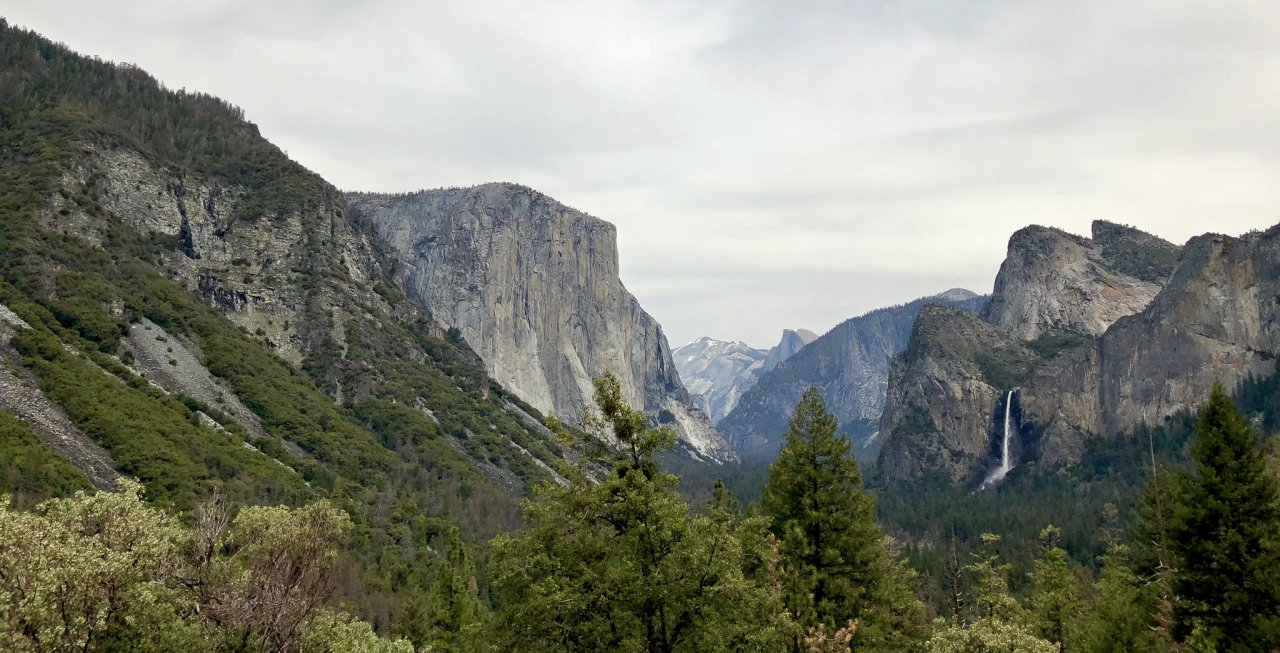 Yosemite National Park, California, Best places to visit in USA