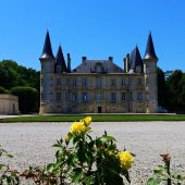 Bordeaux Vineyard, Pichon, Castles in France