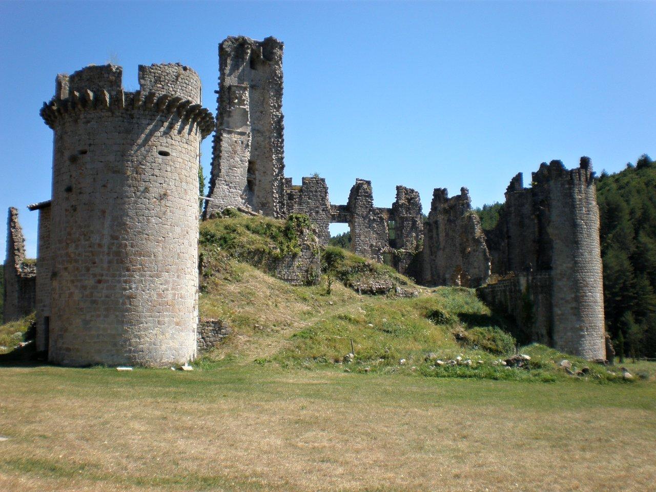 Boulogne Castle, Castles in France