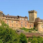 Castelnau-Bretenoux, Castles in France