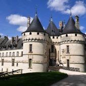 Chateau-de-Chaumont-sur-Loire, Castles in France