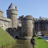 Château de Fougères, Castles in France