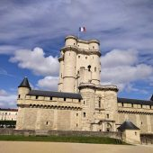 Château de Vincennes, Castles in France