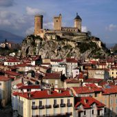 Foix, Castles in France