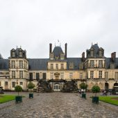 Fontainebleau, Castles in France