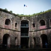 Fort Dorsner, Castles in France