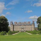 Haroue, Castles in France