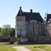La Bussiere, Castles in France