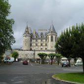 La Rochefoucauld, Castles in France