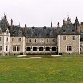 La Verrerie, Castles in France